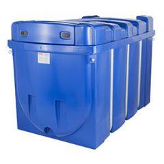 Cuve AdBlue en PE de 2500 litres avec pompe (220V) - double paroi