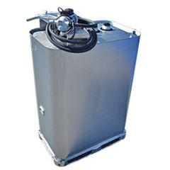 Cuve AdBlue galvanisée de 1000 litres avec pompe (220V) - double paroi