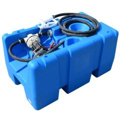 Cuve mobile PE-HD pour AdBlue - 200 litres - avec ou sans pompe