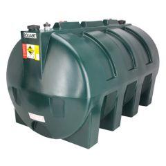 Cuve à fioul de 2500 litres en PE-HD - simple paroi
