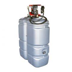 cuve à gasoil avec pompe 1000 litres