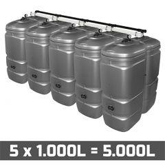 Cuve fuel 5000L