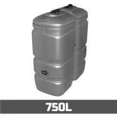 cuve fuel 750 litres double paroi