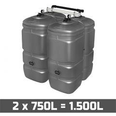 Cuve fuel 1500 litres