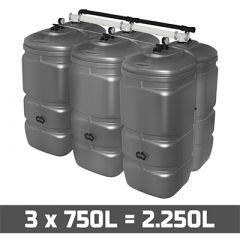 Cuve fuel 2250L
