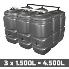 Cuve fuel 4500L