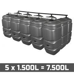 Cuve fuel 7500L