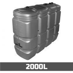 cuve fuel 2000L double paroi