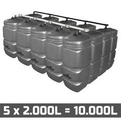 Cuve fuel 10.000L