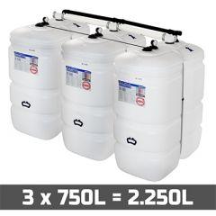 cuve fioul 2250 litres