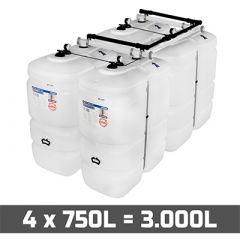 cuve fioul 3000 litres