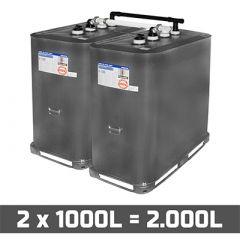 Cuve à fioul 2000 litres