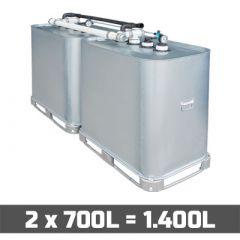 cuve à fioul 1400 litres