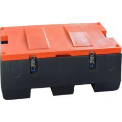 Cuve de ravitaillement en PE-HD - 200 litres - avec ou sans pompe