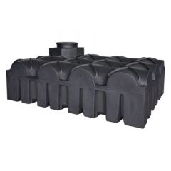 Fosse septique hors sol ultraplate - 5000 litres