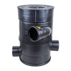 Filtre eau de pluie souterrain - autonettoyant