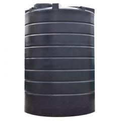 Cuve à eau de pluie aérienne ronde - 15000 litres (Ø 2,40 m)