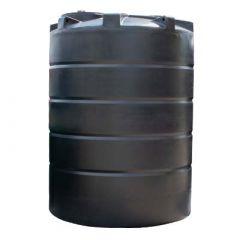 Cuve à eau de pluie aérienne ronde - 6000 litres (Ø 1,90 m)