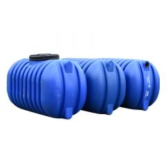 Citerne eau de pluie bas - 7500 litres