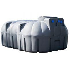 Cuve eau extra plate - 7.100 litres