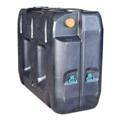 Citerne eau à enterrer (rectangulaire) en polyéthylène de 2000 litres