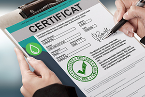 cuve gnr avec pompe certificat
