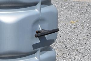 cuve fuel poignées intégrées