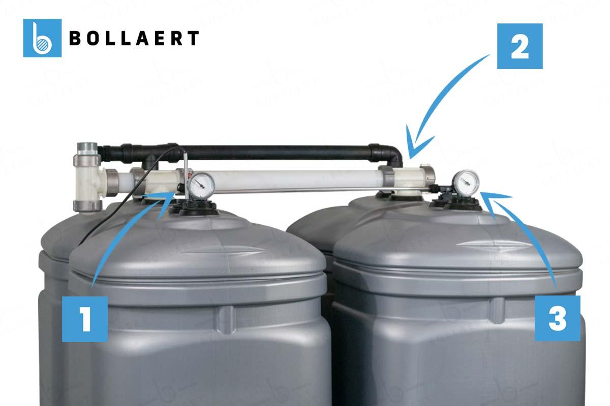 cuve fuel jumelage et accessoires